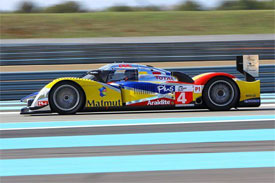 ORECA Peugeot 908