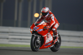 Casey Stoner, Ducati, Losail 2010