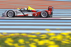 Allan McNish, Audi, Paul Ricard, 2010