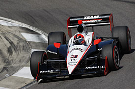 Helio Castroneves, Barber, 2010