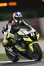 Ben Spies, Tech 3 Yamaha, Qatar