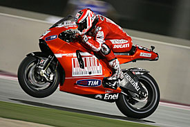 Nicky Hayden, Ducati, Qatar 2010