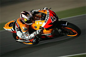 Andrea Dovizioso, Honda, Qatar GP