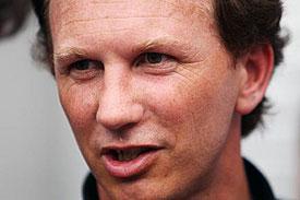 Christian Horner, Red Bull, 2010