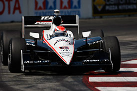 Will Power, Penske, Long Beach 2010