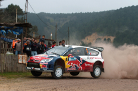 Sebastien Loeb, Citroen, Rally of Turkey 2010