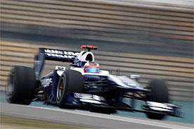 Rubens Barrichello, Williams, Chinese GP