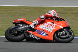 Nicky Hayden, Ducati, Jerez practice 2010