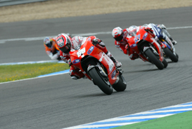 Nicky Hayden, Ducati, Jerez 2010