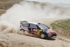 Sebastien Ogier, Citroen Junior, Jordan Rally