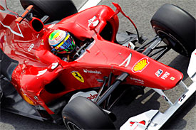 Felipe Massa, Ferrari, Spanish GP