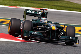 Jarno Trulli, Lotus, Spanish GP
