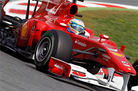 Fernando Alonso, Ferrari, Spanish GP