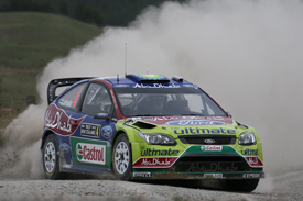 Jari-Matti Latvala, Ford, Rally New Zealand 2010