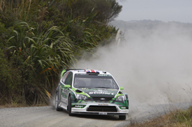 Matthew Wilson, Stobart Ford, New Zealand 2010