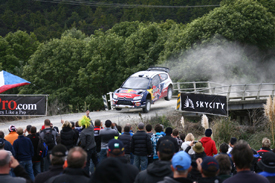Sebastien Ogier, Citroen Junior, Rally New Zealand