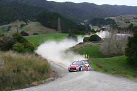 Sebastien Loeb, Citroen, Rally New Zealand 2010