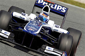 Rubens Barrichello, Williams, Spanish GP
