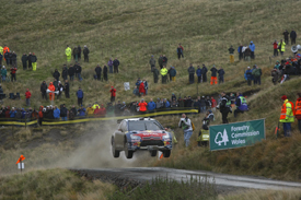 Sebastien Loeb, Citroen, Rally GB 2009