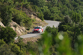 Nicolas Vouilloz, Peugeot, Sanremo 2009