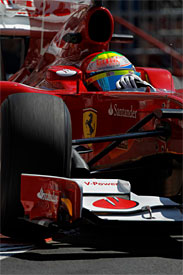Felipe Massa, Ferrari, Monaco GP