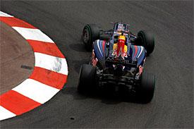 Sebastian Vettel, Red Bull, Monaco GP