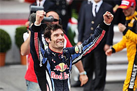 Mark Webber, Red Bull, Monaco GP