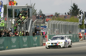 BMW wins the Nurburgring 24 Hours