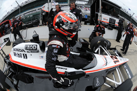 Will Power, Penske, Indianapolis 2010