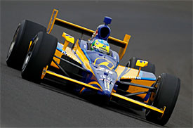 Ana Beatriz, Indy 500 qualifying
