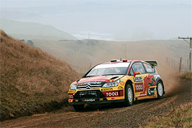 Petter Solberg, Rally New Zealand