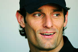 Webber is now the man to beat