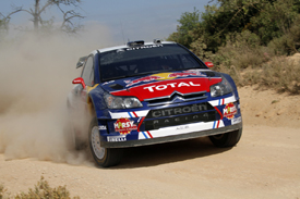 Sebastien Ogier, Citroen Junior, Rally of Portugal 2010