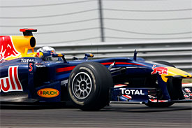 Sebastian Vettel, Red Bull, Turkish GP