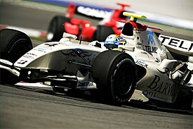 Sergio Perez in Turkey