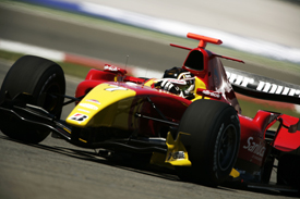 Dani Clos, Racing Engineering, Istanbul 2010