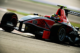 Rio Haryanto took the GP3 win this morning