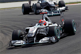 Michael Schumacher, Turkish GP