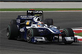 Nico Hulkenberg, Williams, Turkish GP