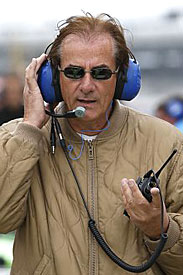 Arie Luyendyk, two-time Indianapolis winner, 2008
