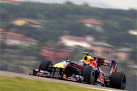 Mark Webber, Red Bull, Turkish GP