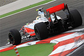 Lewis Hamilton, McLaren, Turkish GP