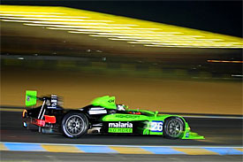 David Brabham, Le Mans qualifying