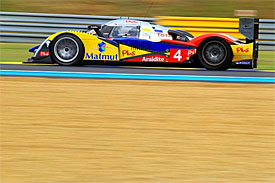 Olivier Panis, Le Mans