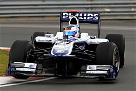 Rubens Barrichello, Williams, Canadian GP