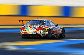 The BMW 'Art car' is a fan favourite