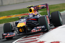 Mark Webber, Red Bull, Montreal 2010