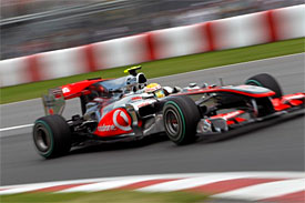 Lewis Hamilton, McLaren, Canadian GP