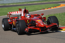 Jules Bianchi, Ferrari test, Fiorano June 2010
