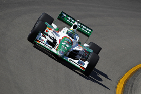 Tony Kanaan, Andretti Autosport, Iowa 2010